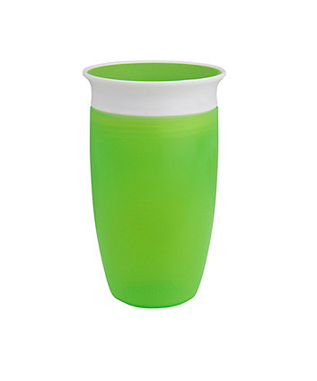 Munchkin Miracle™ 360° Sippy Cup 10oz/296ml - Green