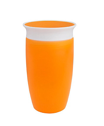 Munchkin Miracle™ 360° Sippy Cup 10oz/296ml - Orange