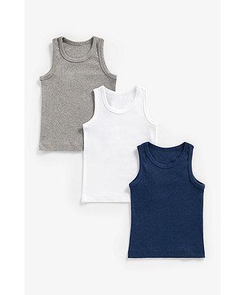 Marls Vests - 3 Pack