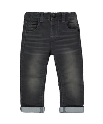 Mothercare Grey Skinny Unlined Denim Jeans