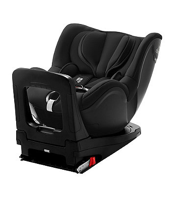 Comb Dualfix I-Size Car Seat - Cosmos Black + FREE Strap Stop with purchase