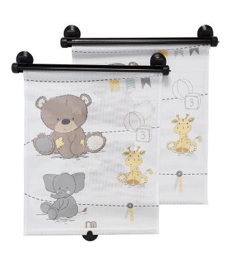 Mothercare Retractable Sun Shade Pack of 2 - Teddy's Toy Box