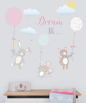 Mothercare Confetti Party Wall Stickers