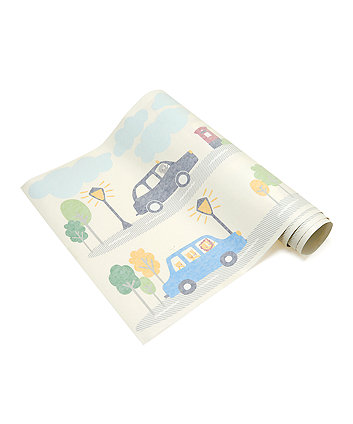 Mothercare On The Road Wall Stickers