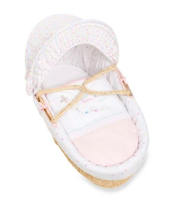 Mothercare Confetti Party Moses Basket
