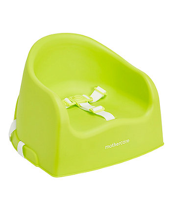 *Mothercare Booster Seat - Lime