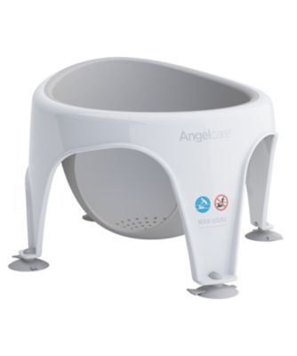 Angelcare Soft Touch Bath Seat - Grey *Exclusive to Mothercare*