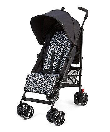 Mothercare Nanu Stroller - Black Chevron