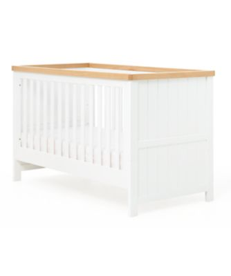 Mothercare Lulworth Cot Bed - Pine