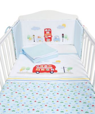 Mothercare On the Road Bed in a Bag - 5pc