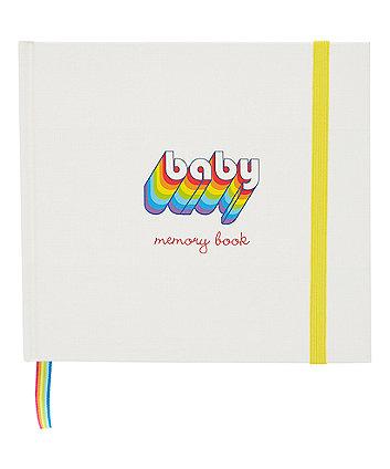 Mothercare Little Bird Record Book