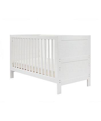 7b9155f49f7 mothercare stretton κούνια & μονό κρεβάτι - λευκό