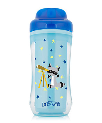 Dr Browns Spoutless Insulated Cup 10 Oz/300 Ml - Blue (12M+)