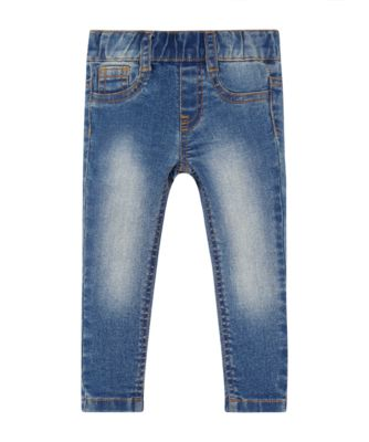 Mothercare Pioneer Denim Mid Wash Jeggings
