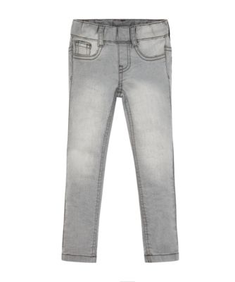 Mothercare Stellar Dance Pale Grey Denim Jeggings