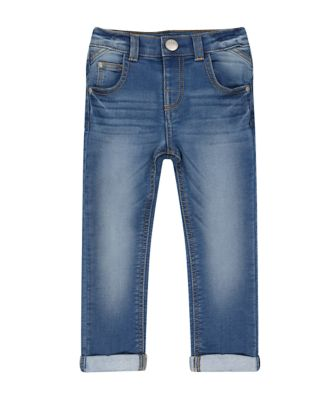 Mothercare Blue Skinny Unlined Denim Jeans