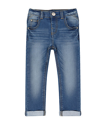 Mothercare Blue Skinny Jeans
