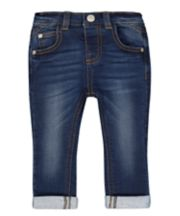 Mothercare Dark Wash Skinny Jeans