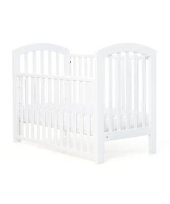 Mothercare Ashworth Dropside Cot - White