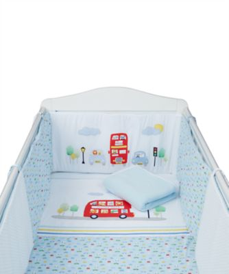 Mothercare On the Road Bed in a Bag with Long Bumper