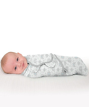 Mothercare Summer Infant Swaddleme® Original Swaddle (Small) - Ditzy Ellie *Exclusive To Mothercare*