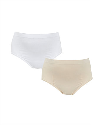 Mothercare C-Section Briefs - 2 Pack