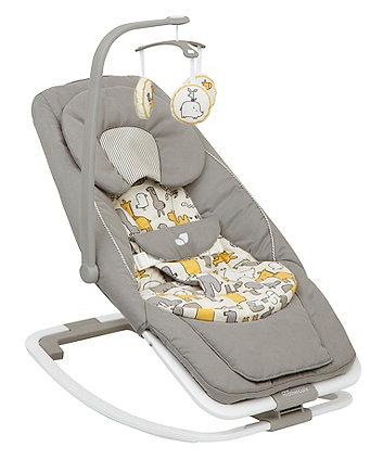 Joie Wisp Rocker Global Safari - Exclusive to Mothercare