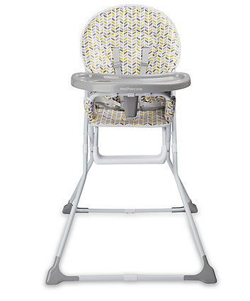 Mothercare Highchair - Zig Zag