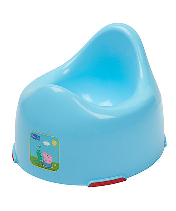 Mothercare George Pig Potty