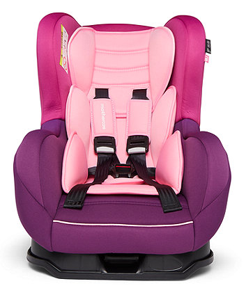 Mothercare Madrid Combination Car Seat - Pink