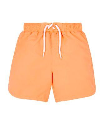 Mothercare Swim Orange Dinosaur Magic Boardshorts