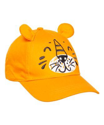 Mothercare Travelling Circus Orange Tiger Cap