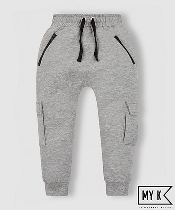 Mothercare My K Grey Pocket Joggers