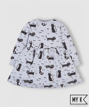 Mothercare My K Jersey Cat Dress