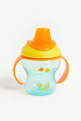 Mothercare Non-Spill First Tastes Cup - Blue