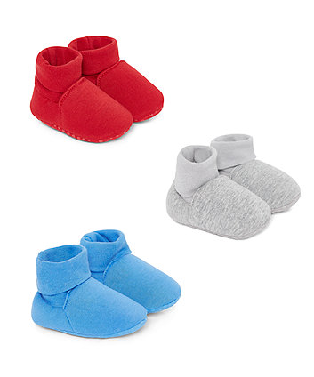 Mothercare My First Socktops - 3 Pack