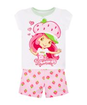 Strawberry Shortcake Shortie Pyjamas