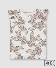 My K Lobster Frill T-Shirt