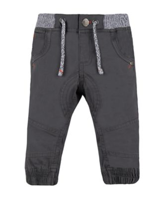 Mothercare World Tribe Grey Cargo Trousers