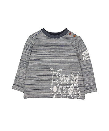 Grey Greatest Explorer T-Shirt