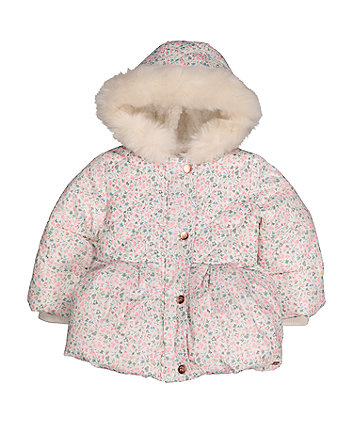 Baby & Toddler Clothing Practical Pink Soft Coat Next Baby Girl Cheap Warm Star Design 6-9 Months Winter Wear Clothing, Shoes & Accessories