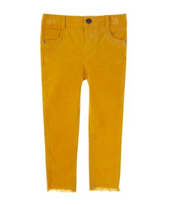 Mothercare Outdoor Adventure Mustard Cord Trousers