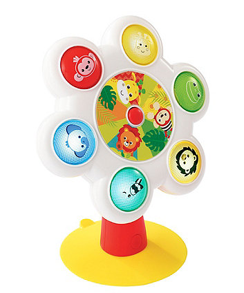 Fisher Price Nursery Rhymes Projector Light Show