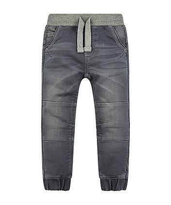 Grey Jogger Jeans