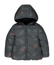 Rocket Fleece-Lined Jacket