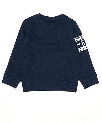 Mothercare Original 61 Navy Sweat Top