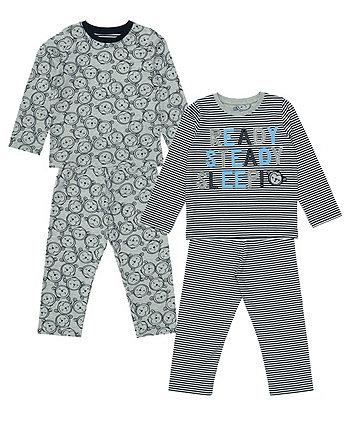 Monkey Pyjamas - 2 Pack