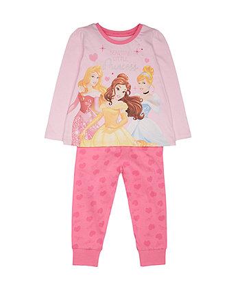 Mothercare Disney Princess Pyjamas