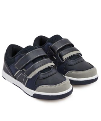 Mothercare Navy Sporty Trainers