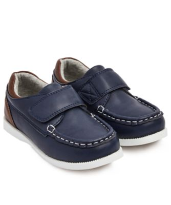 Mothercare Navy Shoes